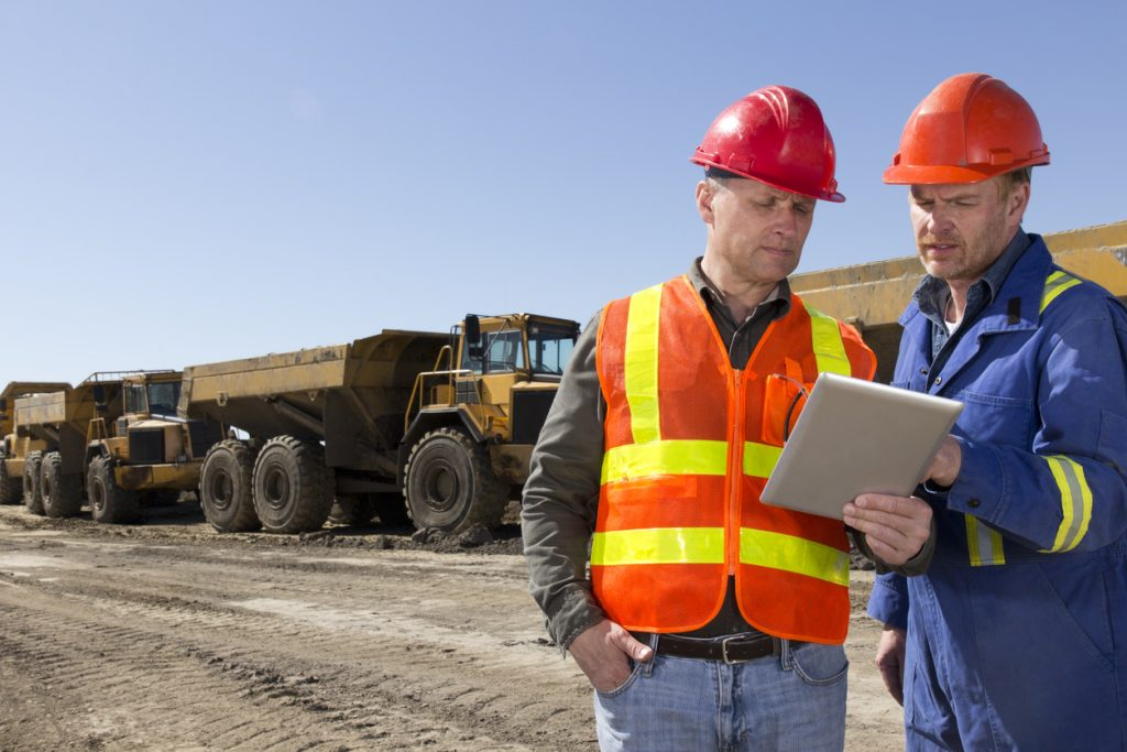 heavy equipment inspections