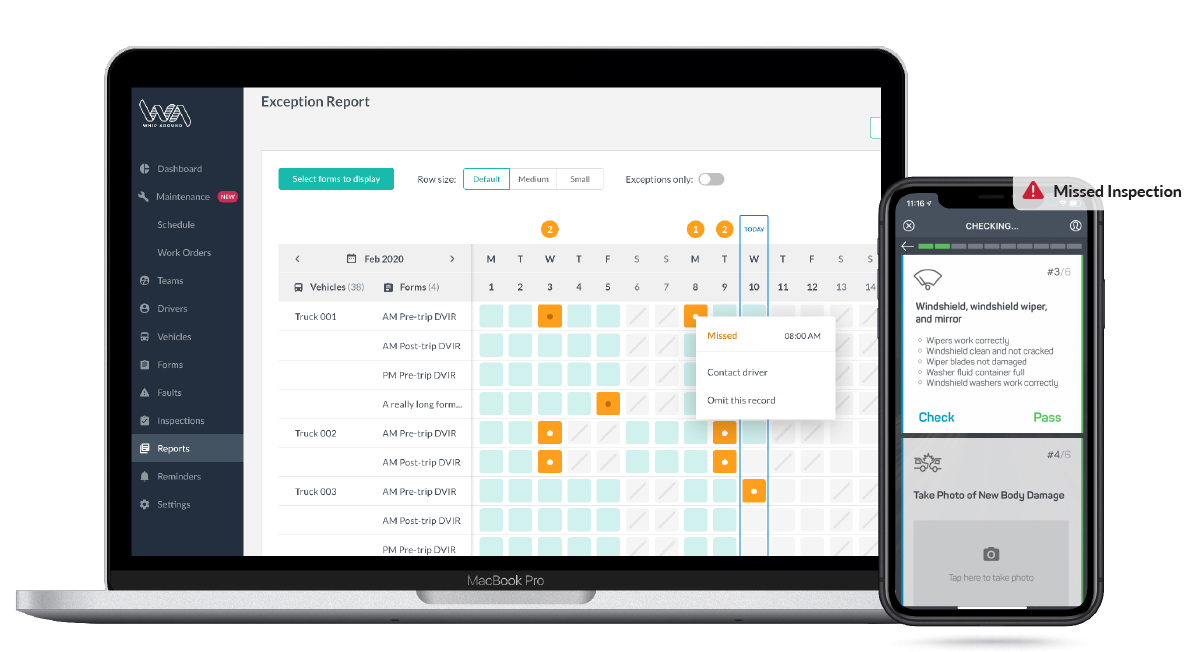 Whip Around Adds New Feature to Easily Identify Compliance Risks