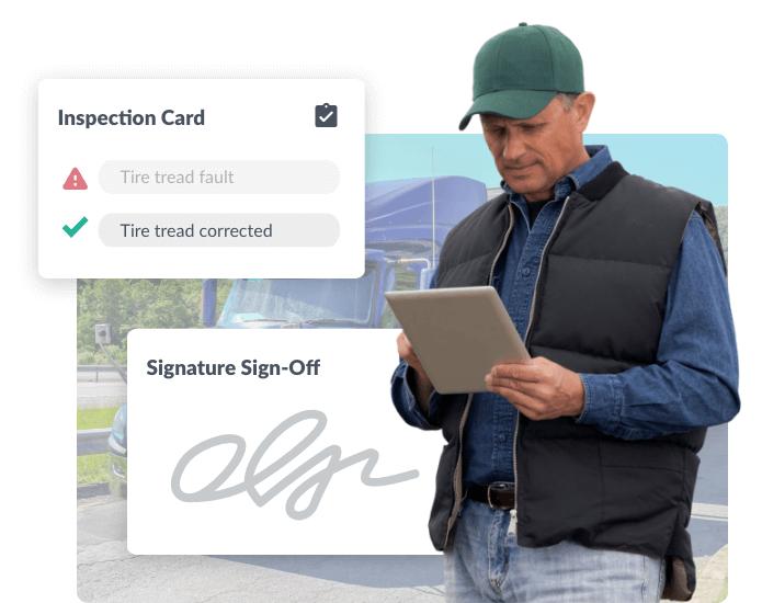 DVIR required signature