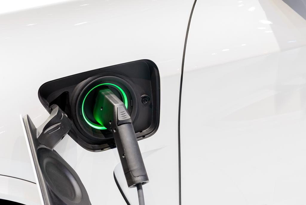 EV Fleet charging infrastructure